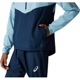 asics Visibility Jacket Men, niebieski
